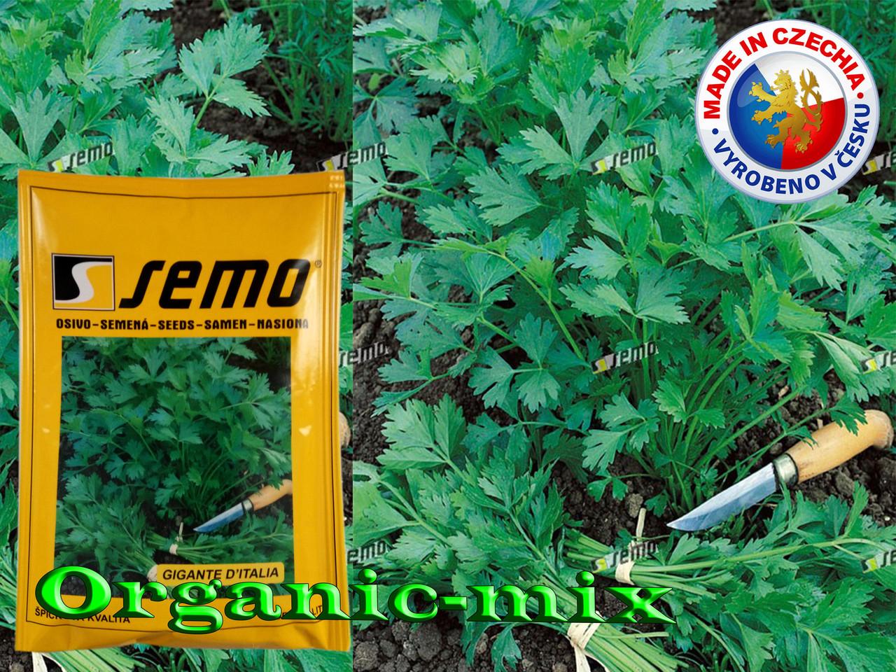 Петрушка Гиганте Италия, проф.пакет 50 грамм, ТМ Semo (Чехия)