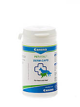 Canina PETVITAL® Derm-Caps 100 капс. для проблемной кожи и шерсти