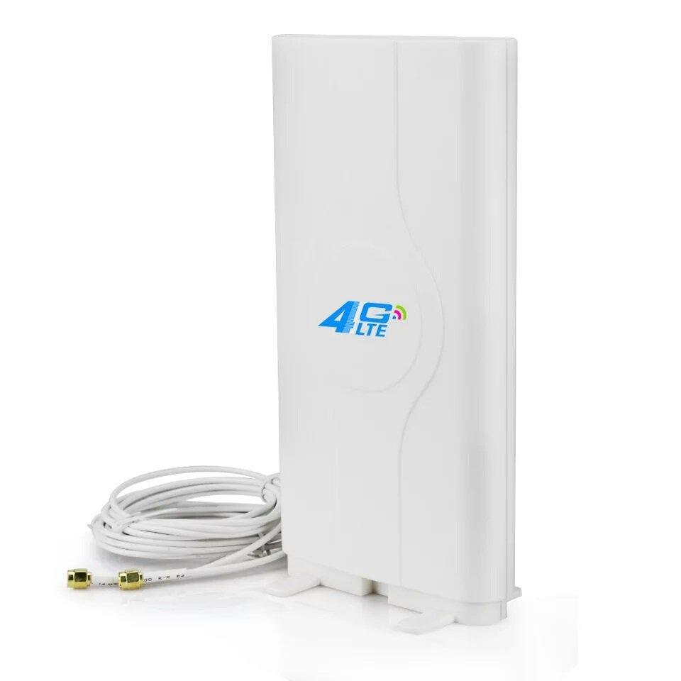 4G LTE антенна MIMO 2×9 dbi SMA (Lifecell, Vodafone, Киевстар)