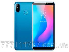 "Смартфон Homtom C2 blue синий (2SIM) 5,5"" 2/16ГБ 8/13+2Мп 3G 4G оригинал Гарантия!"
