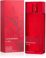 Женская туалетная вода Armand Basi In Red Eau de Parfum 100ml, Арманд Баси Реплика супер качество