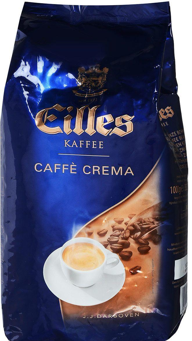 Кава в зернах  Eilles Cafe Crema 1 кг