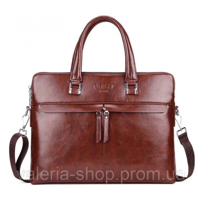Повседневная деловая мужская сумка