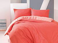 Евро-комплект постельного белья Marie Claire SUZY RED-PINK