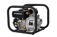 Мотопомпа Hyundai HY 83 (для чистой воды) , фото 1
