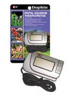 Термометр електронний цифровий Dophin Digital Aquarium Thermometer