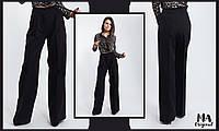 Женские прямые брюки со стрелками