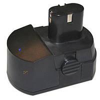 Аккумулятор на шуруповерт 18 В, 3 контакта.
