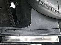Накладка порога внутренняя задняя левая Mercedes e-class w212 a2126860636