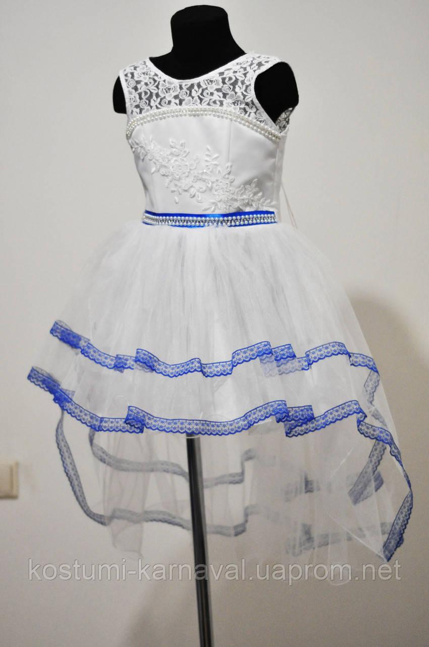Платье бальное  для девочки , платье пышное ,праздничное 5-8 лет