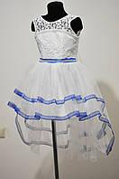 Платье бальное  для девочки , платье пышное ,праздничное 5-8 лет, фото 1