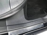 Накладка порога внутренняя задняя правая Mercedes e-class w212 a2126860636