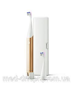 Зубная щётка Jetpik JP300 (золотая)