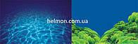 Фон для аквариума двусторонний морское дно, высота 50 см, 9063/9064