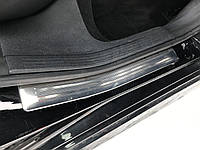 Накладка порога хромированная внутренняя задняя правая Mercedes e-class w212