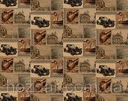 Папір подарункова крафт 100х70см (35-117)