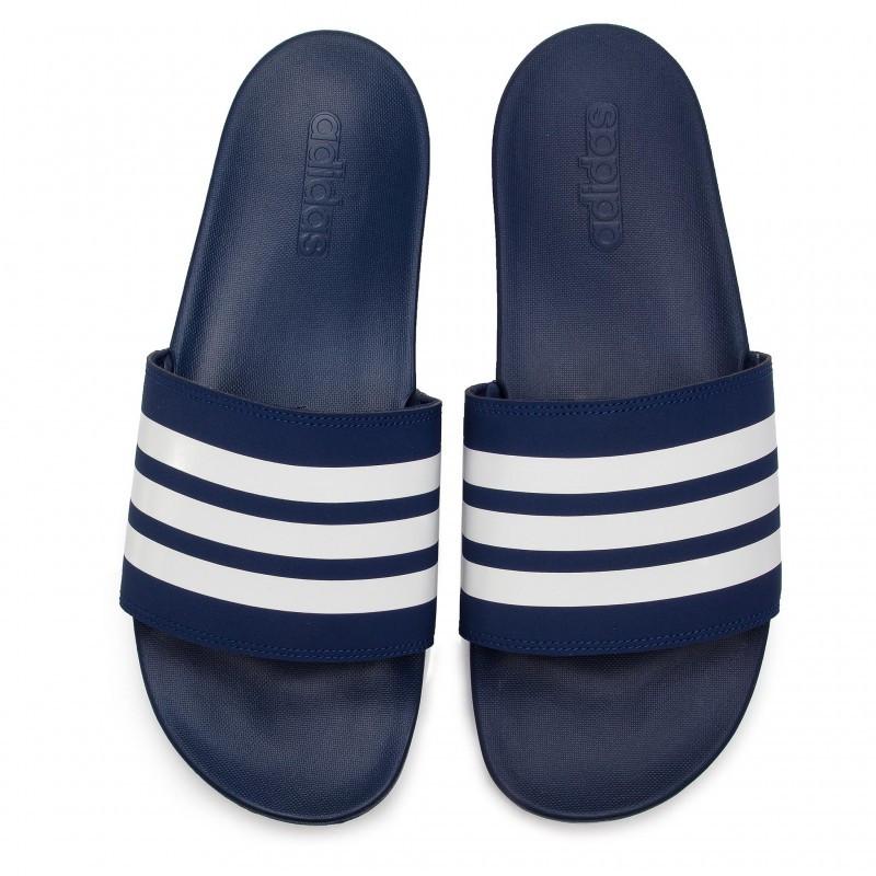 94c18575ae83 Оригинальные мужские шлепанцы Adidas Adilette Cloudfoam Plus