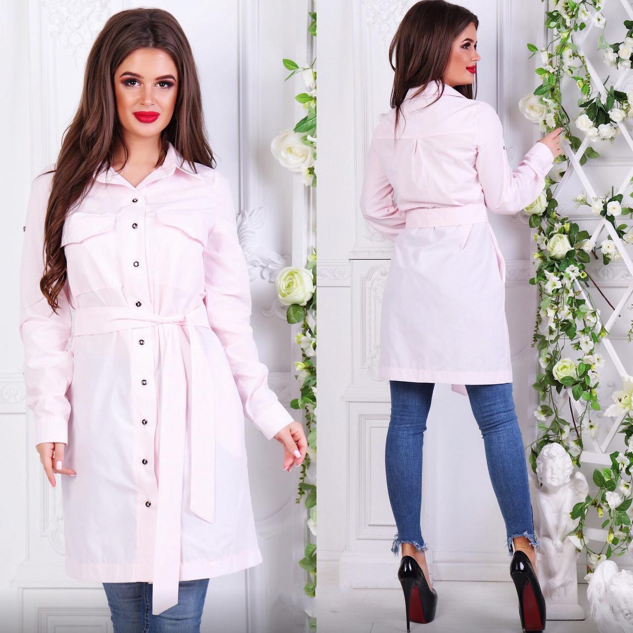 Сукня сорочка, рожевий