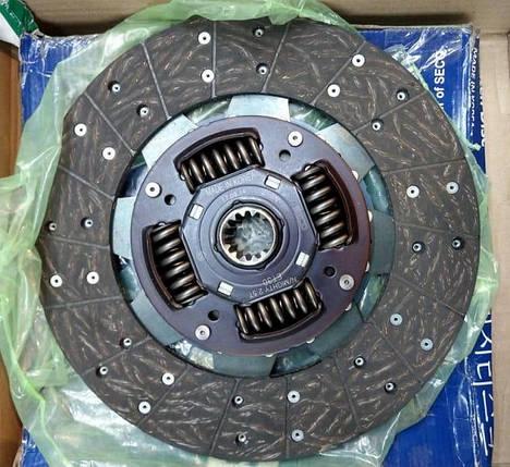 Диск сцепления ведомый Богдан А069, Hyundai HD65/HD72 (4 пружины), фото 2