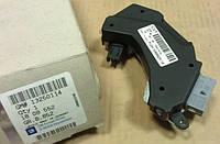 Регулятор (блок управления, резистор) скорости мотора вентилятора печки GM 1808552 1808449 13250114 13123053 77363724 PU2K006962R OPEL Vectra-C Signum