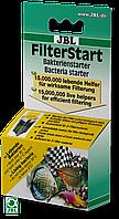 Полезные бактерии для запуска фильтров JBL FilterStart, 10 мл, на 3л фильтра