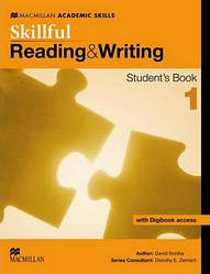 Skillful: Reading and Writing 1 Student's Book with Digibook access