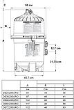 Диатомитовый фильтр Hayward ProGrid DE6020 (D660), фото 8