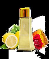 Женская парфюмированная вода GOLD AMBER WOMEN Lambre / Ламбре 75 мл