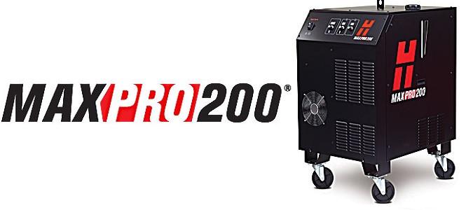 Hypertherm MAXPRO 200