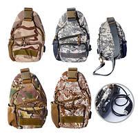 Рюкзак сумка для охоты с портом зарядки USB