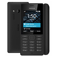"""Мобильный телефон Nokia 150 Black черный 2,4"""" 4/4МБ+SD 0,3Мп оригинал Гарантия! (ПРЕДОПЛАТА 100%)"""