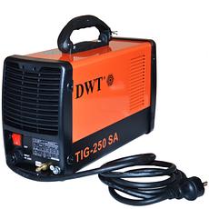 Інвертор.постійного.струму. DWT TIG-250 SA, фото 2