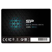Жесткий диск SSD Silicon Power Ace A55 256 GB (SP256GBSS3A55S25) оригинал Гарантия! (100% ПРЕДОПЛАТА!)