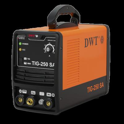Інвертор.постійного.струму. DWT TIG-250 SA