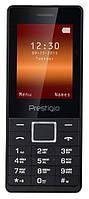 """Мобильный телефон Prestigio 1241 DS Black черный (2SIM) 2.4"""" 0.1МП оригинал Гарантия!"""