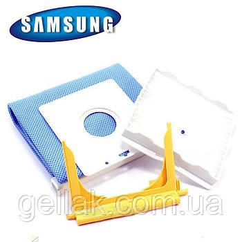 Мешок для пылесоса Samsung + держатель мешка Samsung+фильтр двигателя