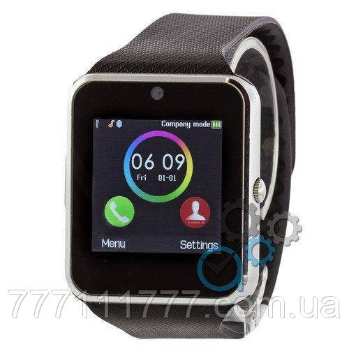 Смарт часы Smart Watch Gt08 Silver-Black гарантия  продажа 455645b1dd401
