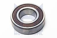 АНАЛОГ для Opel 1206358  GM 9117940 Подшипник генератора BOSCH 6003 Bosch F00M990405 /  / підшипник генератора роликовий метал. /       Основанная в