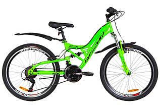 """Велосипед подростковый горный 24"""" Formula Atlas 2019 стальная рама 14"""""""