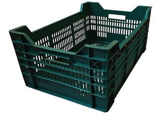 Ящики пластиковые для мяса и рыбы