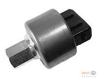 АНАЛОГ для Opel 1854779  GM 90506751 Датчик (реле) давления (включения) хладагента компрессора кондиционера (прямоугольная фишка 4 контакта в ряд) без
