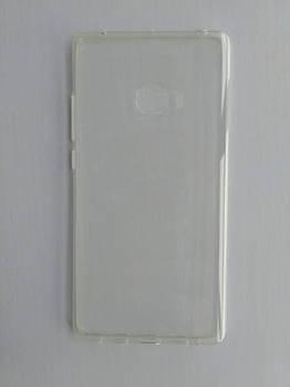 Силиконовый чехол Xiaomi Mi Note 2 Прозрачный Оригинал