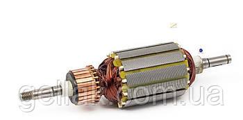 Якорь триммера электрокосы Procraft GT-2100, 46*182