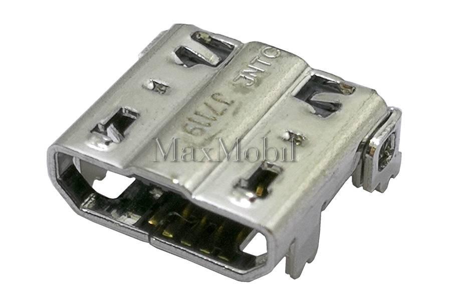 Разъем micro usb Samsung I9500, N7100, i9295 orig