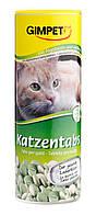Вітаміни Gimpet Katzentabs для кішок, c алгобиотином, 710шт