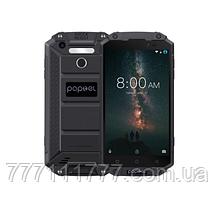 """Защищенный смартфон Poptel P9000 Max black черный IP68 (2SIM) 5,5"""" 4/64ГБ 5/13Мп 3G 4G оригинал Гарантия!"""