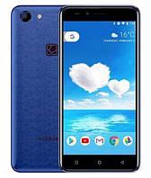 "Смартфон KOOLNEE Rainbow blue синий (2SIM) 5"" 1/8ГБ 5/8Мп 3G оригинал Гарантия!"