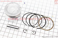 Поршень, кольца, палец к-кт 40мм HONDA GX35 (CG438) - 4Т