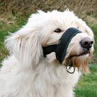 Намордник-петля для собак, нейлоновый Trixie, XXL 28х38см, 19283