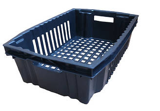 Ящики пластиковые для хранения инвентаря и инструментов